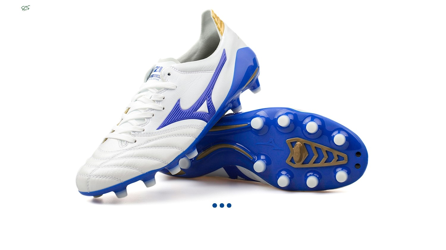 "Acquisto Mizuno Morelia Neo II JAPAN ""Legend Blue"" MD Bianco"