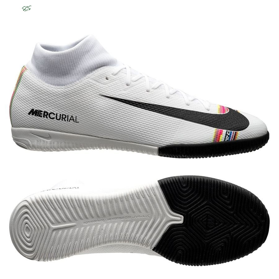Acquisto Nike Mercurial Superfly 6 Academy IC LVL UP Bianco