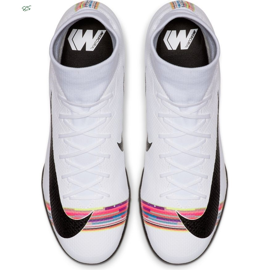 Acquisto Nike Mercurial Superfly 6 Academy TF LVL UP Bianco