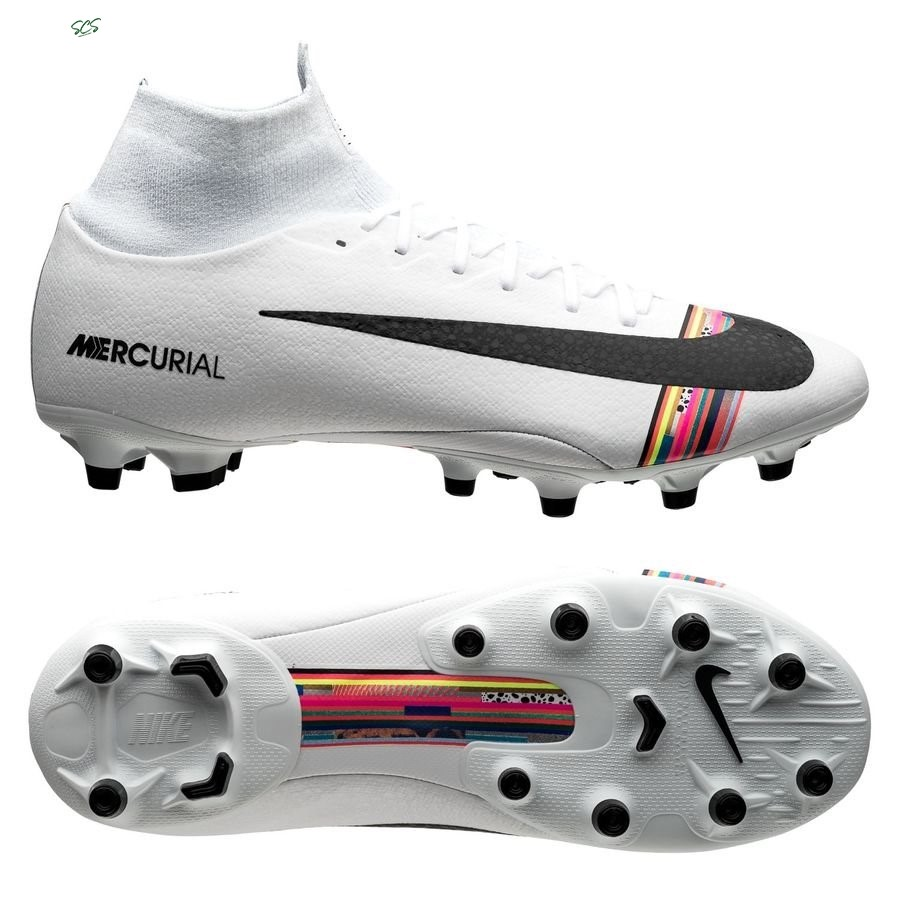 Acquisto Nike Mercurial Superfly 6 Pro AG PRO LVL UP Bianco