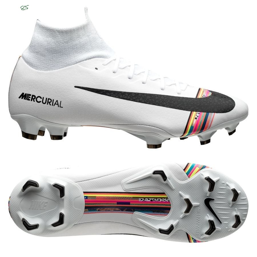 Acquisto Nike Mercurial Superfly 6 Pro FG LVL UP Bianco
