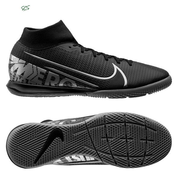 Acquisto Nike Mercurial Superfly 7 Academy IC Nero Gris